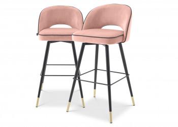Комплект из 2х барных стульев Cliff