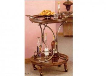 Приставной стол на колёсах 3444