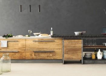 Авторская мебель из антикварной древесины Nature Design