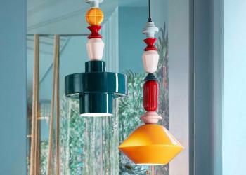 Подвесной светильник LARIAT коллекция Deco