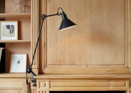 Настольная лампа Mantis 201 BL-SAT