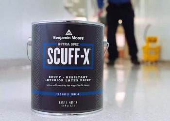 Краска Scuff-X