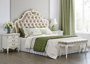 Кровать серия Romantic Gold