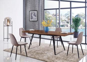 Раскладной обеденный стол EF93